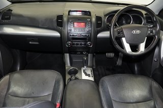 2010 Kia Sorento XM MY10 SLi Black 6 Speed Sports Automatic Wagon