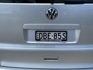 2015 Volkswagen Multivan T5 MY15 TDI340 DSG Comfortline Silver 7 Speed Sports Automatic Dual Clutch