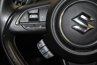 2017 Suzuki Swift AZ GLX Turbo Grey 6 Speed Sports Automatic Hatchback