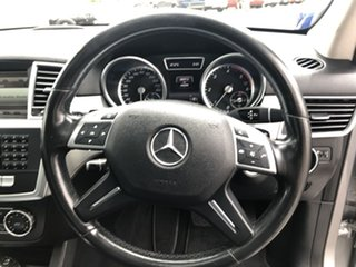 2015 Mercedes-Benz M-Class W166 MY805 ML250 BlueTEC 7G-Tronic + Silver 7 Speed Sports Automatic
