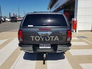 2020 Toyota Hilux GUN126R SR5 Double Cab Graphite 6 Speed Sports Automatic Utility.