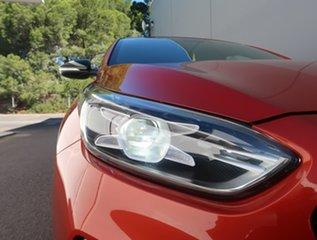 2019 Kia Cerato BD MY20 GT DCT Orange 7 Speed Sports Automatic Dual Clutch Sedan.