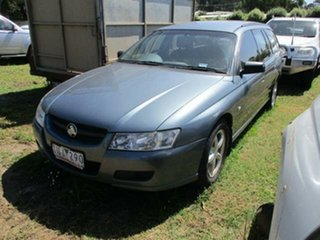 2005 Holden Commodore VZ Executive Odyssey 4 Speed Automatic Wagon.