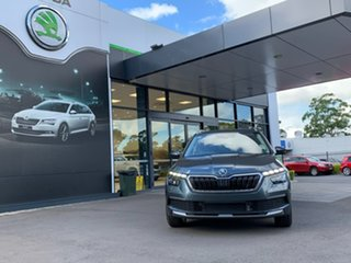 2020 Skoda Kamiq NW MY21 85TSI DSG FWD Grey 7 Speed Sports Automatic Dual Clutch Wagon.