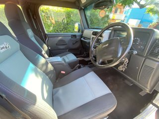 2007 Jeep Wrangler TJ MY2006 Sport Silver 4 Speed Automatic Softtop