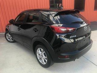 2015 Mazda CX-3 DK2WSA Maxx SKYACTIV-Drive Black 6 Speed Sports Automatic Wagon.