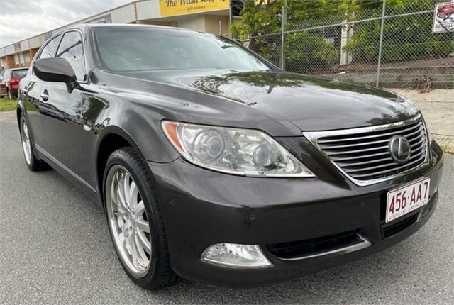 Used Lexus LS USF40R LS460 Archerfield, 2006 Lexus LS USF40R LS460 Grey 8 Speed Sports Automatic Sedan