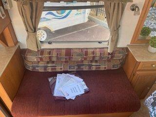 2007 Coromal Excel Caravan