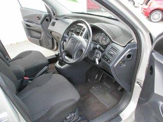 2009 Hyundai Tucson CITY Silver 5 Speed Manual Wagon