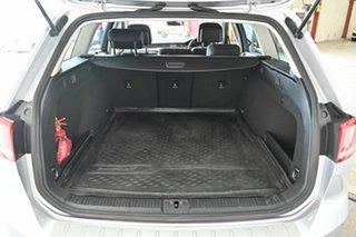 2015 Volkswagen Passat 3C (B8) MY16 132TSI DSG Silver 7 Speed Sports Automatic Dual Clutch Wagon