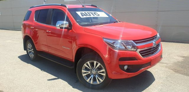 Used Holden Trailblazer RG MY18 LTZ Elizabeth, 2018 Holden Trailblazer RG MY18 LTZ Red 6 Speed Sports Automatic Wagon