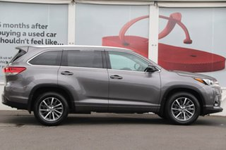 2018 Toyota Kluger GSU50R GXL 2WD Predawn Grey 8 Speed Sports Automatic Wagon