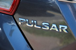 2013 Nissan Pulsar C12 ST Silver 1 Speed Constant Variable Hatchback