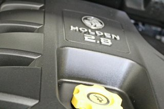2012 Holden Colorado RG LX (4x2) White 6 Speed Automatic Crew Cab Pickup