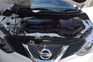 2017 Nissan Qashqai J11 N-Sport White 1 Speed Constant Variable Wagon