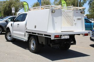 2015 Ford Ranger PX XL White 6 Speed Manual Cab Chassis