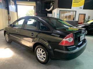 2006 Ford Focus LS LX Black 4 Speed Automatic Sedan