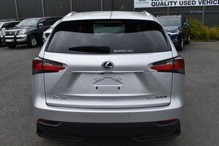 2014 Lexus NX AYZ15R NX300h E-CVT AWD Sports Luxury Silver 6 Speed Constant Variable Wagon Hybrid.