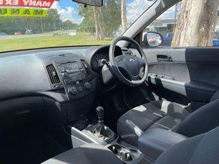 2009 Hyundai i30 FD MY09 SX 5 Speed Manual Hatchback