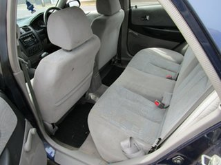 2002 Ford Laser KQ LXI Blue 4 Speed Automatic Sedan