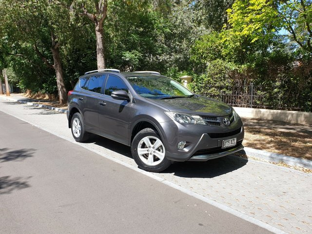 Pre-Owned Toyota RAV4 ZSA42R GXL 2WD Hawthorn, 2013 Toyota RAV4 ZSA42R GXL 2WD Grey 7 Speed Constant Variable Wagon