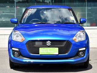 2020 Suzuki Swift AZ Series II GL Navigator Speedy Blue 1 Speed Constant Variable Hatchback.