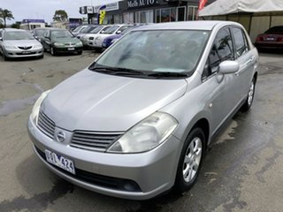 2006 Nissan Tiida C11 ST-L 4 Speed Automatic Sedan.
