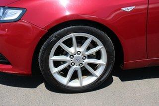 2013 Ford Falcon FG MkII XR6 Burgundy 6 Speed Sports Automatic Sedan