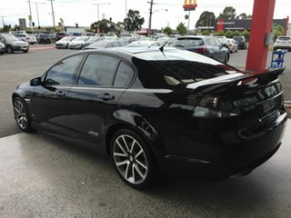 2011 Holden Commodore VE II MY12 SS-V Black 6 Speed Automatic Sedan
