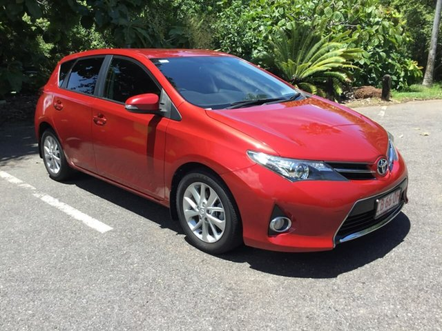 Used Toyota Corolla ZRE182R Ascent Sport S-CVT Stuart Park, 2014 Toyota Corolla ZRE182R Ascent Sport S-CVT Red 7 Speed Constant Variable Hatchback