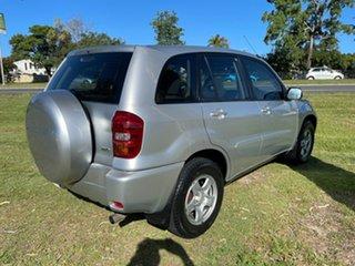 2004 Toyota RAV4 ACA23R CV Silver 5 Speed Manual Wagon