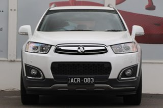 2015 Holden Captiva CG MY15 7 AWD LTZ White 6 Speed Sports Automatic Wagon