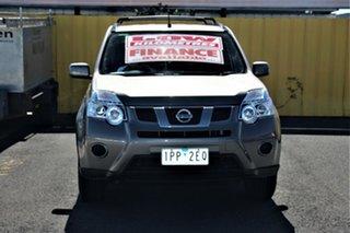 2013 Nissan X-Trail T31 Series V ST 2WD Grey 6 Speed Manual Wagon.