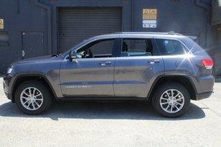 2014 Jeep Grand Cherokee WK MY15 Laredo (4x4) Grey 8 Speed Automatic Wagon