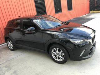 2015 Mazda CX-3 DK2WSA Maxx SKYACTIV-Drive Black 6 Speed Sports Automatic Wagon