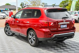2020 Nissan Pathfinder R52 Series III MY19 Ti X-tronic 2WD Redstone 1 Speed Constant Variable Wagon.