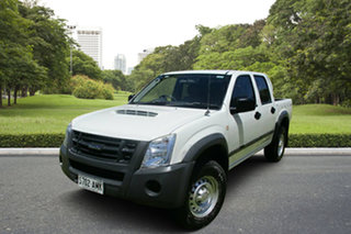 2011 Isuzu D-MAX MY11 SX White 5 Speed Manual Utility.