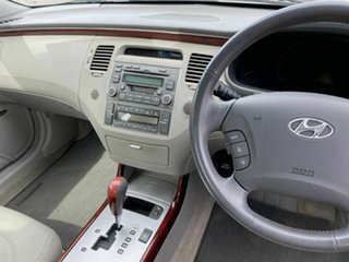2006 Hyundai Grandeur TG Limited Silver 5 Speed Sequential Auto Sedan