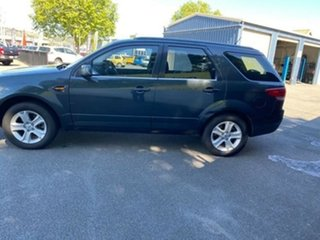 2013 Ford Territory SZ TX Seq Sport Shift Grey 6 Speed Sports Automatic Wagon.