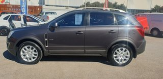2012 Holden Captiva CG Series II MY12 5 AWD Grey 6 Speed Sports Automatic Wagon