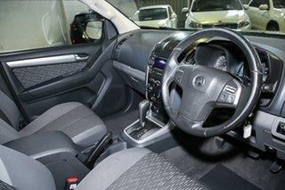 2012 Holden Colorado RG MY13 LX Crew Cab 4x2 Black 6 Speed Sports Automatic Utility