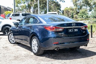 2014 Mazda 6 GJ1031 MY14 Touring SKYACTIV-Drive Blue 6 Speed Sports Automatic Sedan.