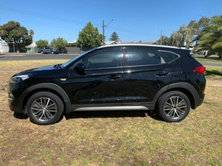 2016 Hyundai Tucson TL Active X 2WD Black 6 Speed Sports Automatic Wagon.