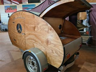 2020 Custom Made Teardrop Caravan.