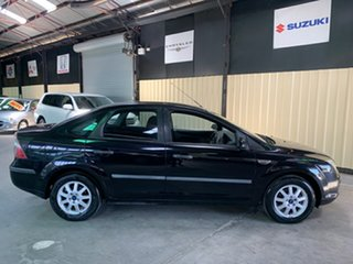 2006 Ford Focus LS LX Black 4 Speed Automatic Sedan.