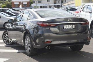 2020 Mazda 6 GL1033 GT SKYACTIV-Drive Grey 6 Speed Sports Automatic Sedan.