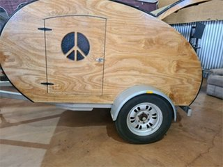 2020 Custom Made Teardrop Caravan.