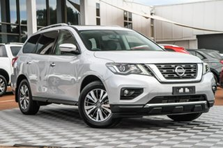 2019 Nissan Pathfinder R52 Series III MY19 ST-L X-tronic 2WD Brilliant Black 1 Speed.