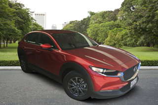 2020 Mazda CX-30 DM2W7A G20 SKYACTIV-Drive Pure Soul Red 6 Speed Sports Automatic Wagon.