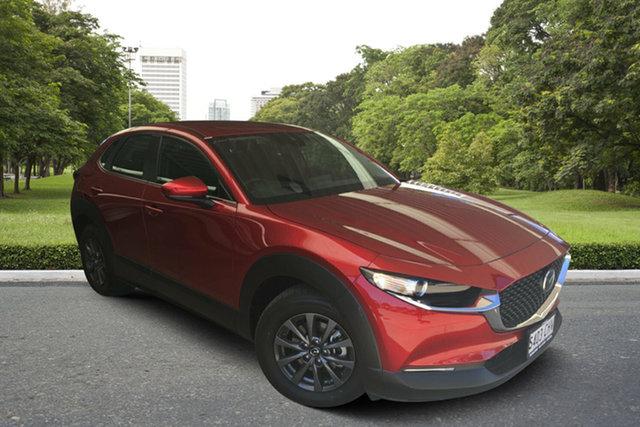 Demo Mazda CX-30 DM2W7A G20 SKYACTIV-Drive Pure Paradise, 2020 Mazda CX-30 DM2W7A G20 SKYACTIV-Drive Pure Soul Red 6 Speed Sports Automatic Wagon